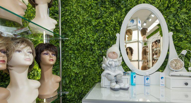 Mondo Parrucche Protesi capillari donna Catania