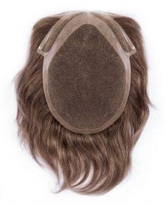 Protesi capelli veri indiani