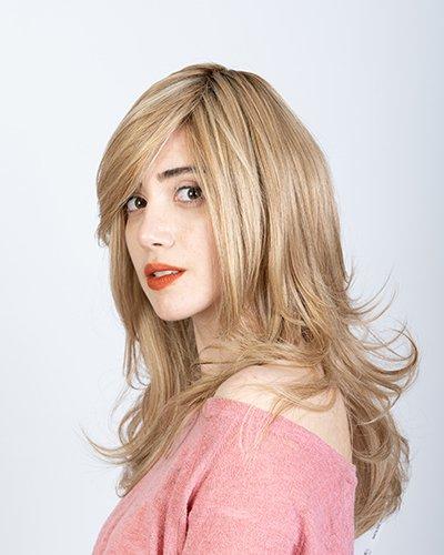 Parrucca naturale lunga