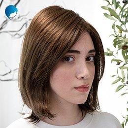 Parrucche naturali e sintetiche
